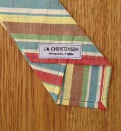 JA Christensen